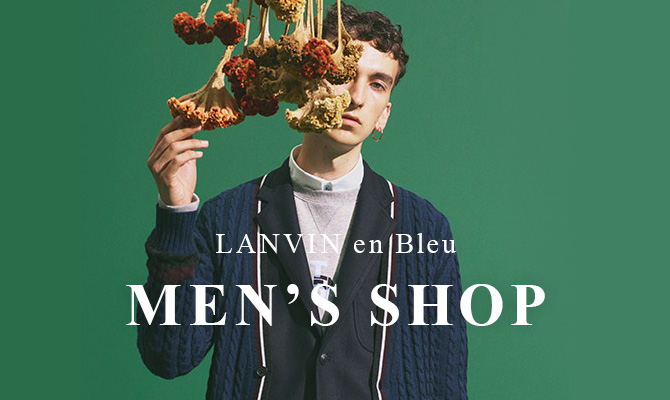 Lanvin Collection Men's Shop
